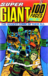 Cover Thumbnail for Super Giant (K. G. Murray, 1973 series) #[nn]