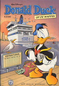 Cover Thumbnail for Donald Duck (Sanoma Uitgevers, 2002 series) #33/2013