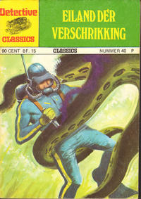 Cover Thumbnail for Detective Classics (Classics/Williams, 1973 series) #40