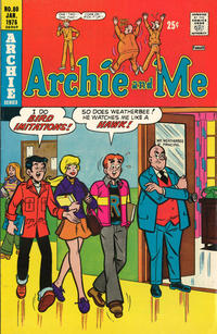Cover Thumbnail for Archie and Me (Archie, 1964 series) #80