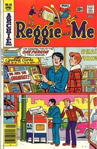 Cover Thumbnail for Reggie and Me (Archie, 1966 series) #95