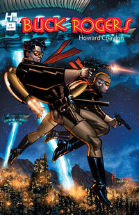 Cover Thumbnail for Buck Rogers in the 25th Century (Hermes Press, 2013 series) #1