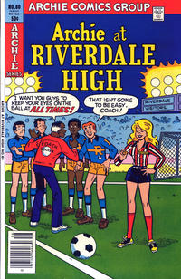 Cover Thumbnail for Archie at Riverdale High (Archie, 1972 series) #80