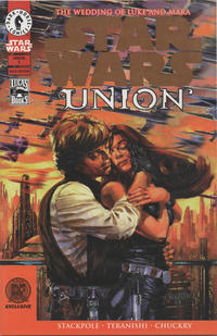 Cover Thumbnail for Star Wars: Union (Dark Horse, 1999 series) #1 [Gold Edition]