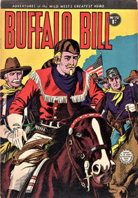 Cover Thumbnail for Buffalo Bill (Horwitz, 1951 series) #72