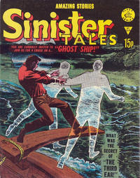 Cover Thumbnail for Sinister Tales (Alan Class, 1964 series) #164