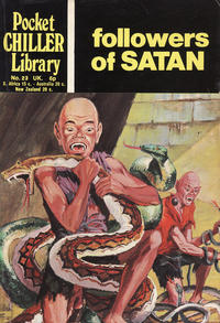Cover Thumbnail for Pocket Chiller Library (Thorpe & Porter, 1971 series) #23