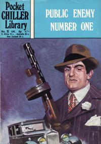 Cover Thumbnail for Pocket Chiller Library (Thorpe & Porter, 1971 series) #16