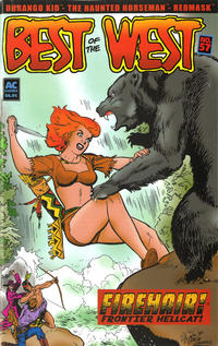 Cover Thumbnail for Best of the West (AC, 1998 series) #57