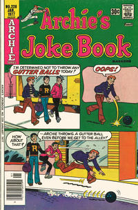 Cover Thumbnail for Archie's Joke Book Magazine (Archie, 1953 series) #228