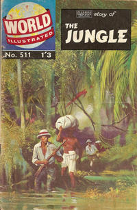 Cover Thumbnail for World Illustrated (Thorpe & Porter, 1960 series) #511 - Story of the Jungle