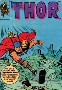 Cover Thumbnail for The Mighty Thor (Yaffa / Page, 1977 ? series) #2