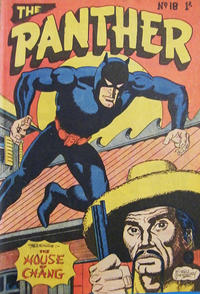 Cover Thumbnail for Paul Wheelahan's The Panther (Young's Merchandising Company, 1957 series) #18