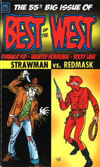 Cover Thumbnail for Best of the West (AC, 1998 series) #55