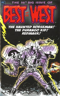 Cover Thumbnail for Best of the West (AC, 1998 series) #56