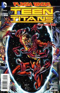 Cover Thumbnail for Teen Titans (DC, 2011 series) #23 [Direct Sales]