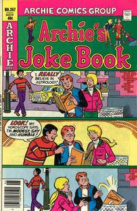 Cover Thumbnail for Archie's Joke Book Magazine (Archie, 1953 series) #257