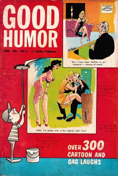 Cover for Good Humor (Charlton, 1961 series) #6