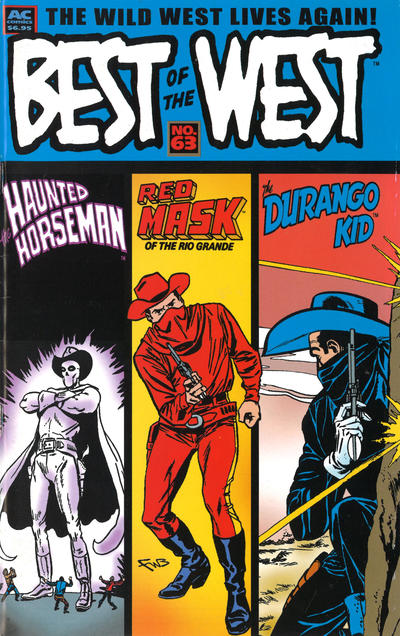 Cover for Best of the West (AC, 1998 series) #63
