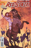 Cover for Red Sonja (Dynamite Entertainment, 2013 series) #2