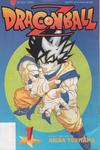 Cover for Dragon Ball Z (Viz, 1998 series) #1 [7th Print]
