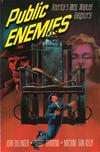 Cover for Public Enemies (Malibu, 1989 series) #1