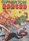 Cover for The Phantom Ranger (Frew Publications, 1948 series) #97