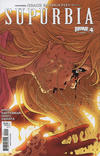 Cover for Grace Randolph's Supurbia (Boom! Studios, 2012 series) #4 [Cover A]