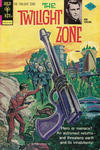Cover for The Twilight Zone (Western, 1962 series) #59 [Gold Key]