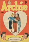 Cover for Archie Comics (H. John Edwards, 1950 ? series) #50