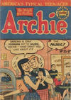 Cover for Archie Comics (H. John Edwards, 1950 ? series) #35