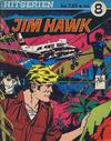 Cover for Hitserien (Interpresse, 1973 series) #8 - Jim Hawk