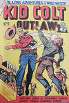 Cover for Kid Colt Outlaw (Horwitz, 1952 ? series) #9