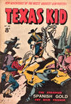 Cover for Texas Kid (Horwitz, 1950 ? series) #20