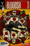 Cover for Bloodshot (Valiant Entertainment, 2012 series) #0 [Cover B - Pullbox Edition - Matt Kindt]