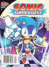 Cover for Sonic Super Digest (Archie, 2012 series) #4 [Newsstand]