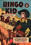 Cover for Ringo Kid (Horwitz, 1956 series) #3