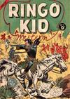 Cover for Ringo Kid (Horwitz, 1956 series) #7