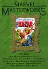 Cover Thumbnail for Marvel Masterworks: Ka-Zar (2013 series) #1 (190) [Limited Variant Edition]