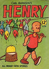 Cover for Carl Anderson's Henry (Yaffa / Page, 1965 ? series) #20