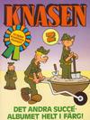 Cover for Knasen [succéalbum] (Semic, 1978 series) #2