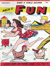Cover for Pack O' Fun (Magna Publications, 1942 series) #9/1952