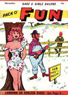 Cover for Pack O' Fun (Magna Publications, 1942 series) #11/1952