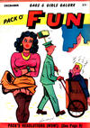 Cover for Pack O' Fun (Magna Publications, 1942 series) #1/1953