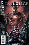 Cover for Injustice: Gods Among Us (DC, 2013 series) #6 [Direct Sales]