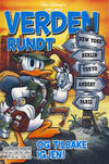 Cover for Donald Duck Tema pocket; Walt Disney's Tema pocket (Hjemmet / Egmont, 1997 series) #[60] - Verden rundt