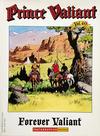Cover for Prince Valiant (Fantagraphics, 1984 series) #40 - Forever Valiant