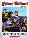 Cover for Prince Valiant (Fantagraphics, 1984 series) #42 - Arn's Trip to Thule