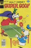 Cover for Walt Disney Super Goof (Western, 1965 series) #43 [Whitman]