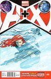 Cover for A+X (Marvel, 2012 series) #10 [Newsstand Edition]